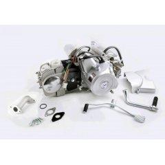 Двигатель   Delta 125cc   (АКПП 1Р53FMI)   (Слоник)   EVO