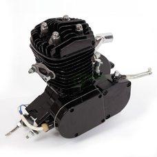Купить Двигатель   Веломотор   (80cc, голый)   (черный)   EVO в Интернет-Магазине LIMOTO