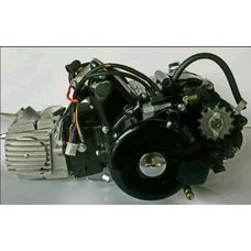 Купить Двигатель   Delta 125cc   (МКПП 157FMH)  черный   (TM)   EVO в Интернет-Магазине LIMOTO