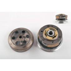 Купить Вариатор задний   Honda DIO AF35/48/51/56   (алюминий)   KOK в Интернет-Магазине LIMOTO