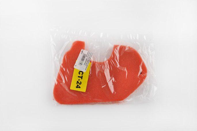Купить Элемент воздушного фильтра   Honda TACT AF24   (поролон с пропиткой)   (красный)   AS в Интернет-Магазине LIMOTO