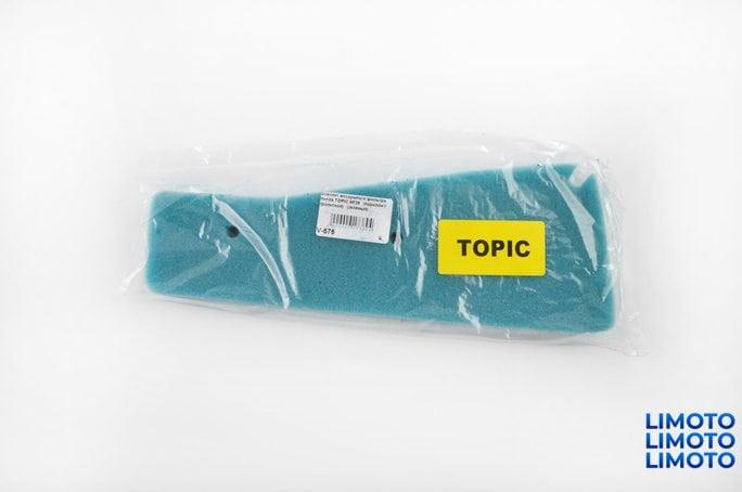 Купить Элемент воздушного фильтра   Honda TOPIC AF38   (поролон с пропиткой)   (зеленый)   AS в Интернет-Магазине LIMOTO