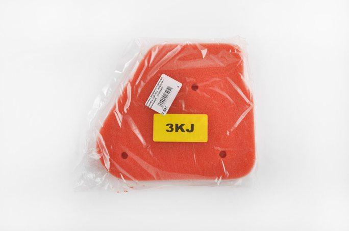 Купить Элемент воздушного фильтра   Yamaha JOG 3KJ   (поролон с пропиткой)   (красный)   AS в Интернет-Магазине LIMOTO