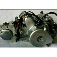 Купить Двигатель   Delta 125cc   (МКПП 157FMH, алюминиевый цилиндр)   (TM)   EVO в Интернет-Магазине LIMOTO