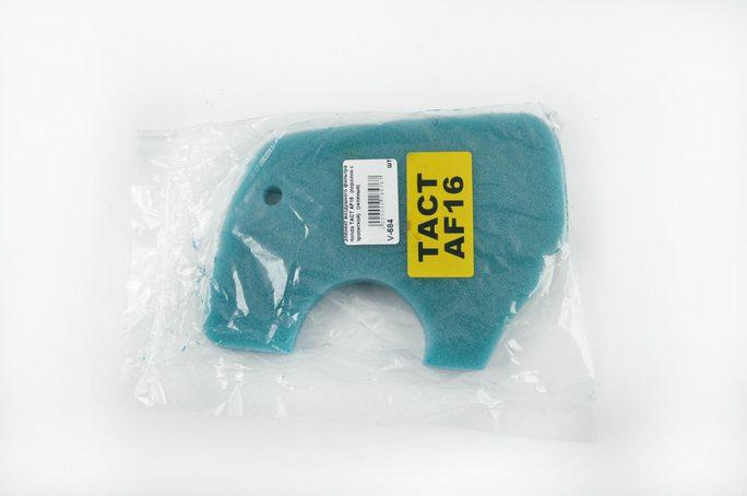 Купить Элемент воздушного фильтра   Honda TACT AF16   (поролон с пропиткой)   (зеленый)   AS в Интернет-Магазине LIMOTO