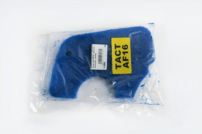 Купить Элемент воздушного фильтра   Honda TACT AF16   (поролон с пропиткой)   (синий)   AS в Интернет-Магазине LIMOTO