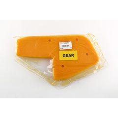 Элемент воздушного фильтра   Yamaha GEAR   (поролон с пропиткой)   (желтый)   AS