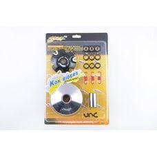 Купить Вариатор передний (тюнинг)   4T GY6 50   (ролики, палец, пружины, скользители)   KOK RIDERS в Интернет-Магазине LIMOTO