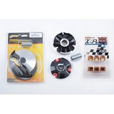 Купить Вариатор передний (тюнинг)   Yamaha JOG 90, 2T Stels 50   (+палец, ролики 8,5г)   KOK RIDERS в Интернет-Магазине LIMOTO