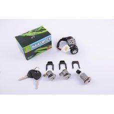 Купить Замок зажигания (комплект)   Honda LEAD, TACT   (4 провода)   EURORUN в Интернет-Магазине LIMOTO