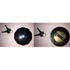 Купить Крышка бака топливного   ИЖ   (под ключ) (черная)   JING в Интернет-Магазине LIMOTO