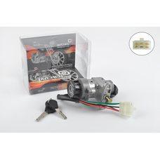 Купить Замок зажигания (голый)   Yamaha BWS 100 4VP   JAYCHEN в Интернет-Магазине LIMOTO