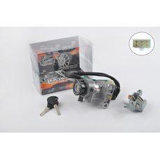 Купить Замок зажигания (комплект)   Yamaha BWS 100 4VP   JAYCHEN в Интернет-Магазине LIMOTO