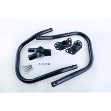 Купить Дуги безопасности   ИЖ   (черные)   EVO в Интернет-Магазине LIMOTO