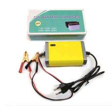 Купить Зарядное устройство для АКБ   12V 2А/ч   DVK в Интернет-Магазине LIMOTO
