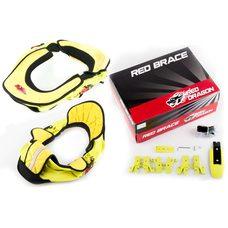 Купить Защита шеи   (желтая)   RED-DRAGON в Интернет-Магазине LIMOTO