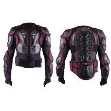 Купить Защита черепаха   (size:XL, черно-красная, mod:AM02)   SCOYCO в Интернет-Магазине LIMOTO